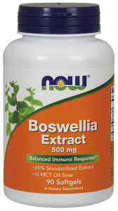 NOW Boswellia Extract 500 mg 90/капс.