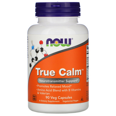 NOW True Calm 90/капс.