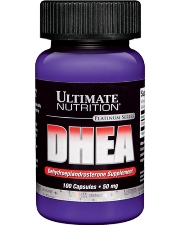 Ultimate Nutrition  DHEA  50mg 100/капс.