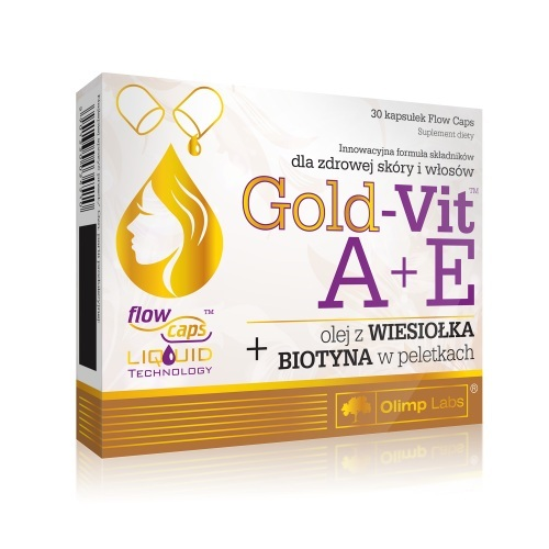 Olimp Gold-Vit A+E 30/капс.