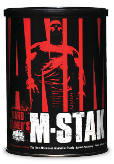 Universal Nutrition ANIMAL M-STAK 21/штук