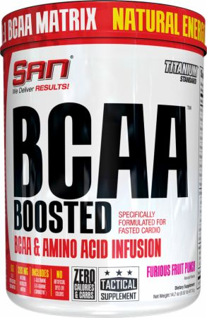 SAN BCAA Boosted 417/грам