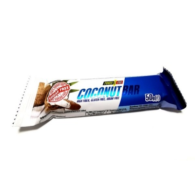 Power Pro Coconut Bar Sugar Free 50/г