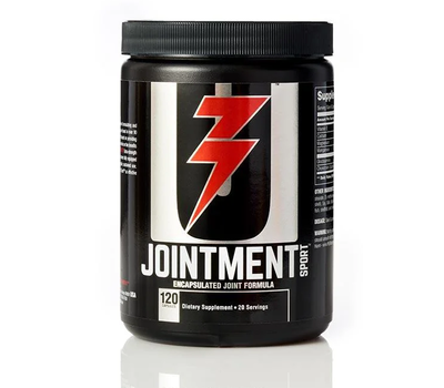 Universal Nutrition  JOINTMENT SPORT 120/капс.