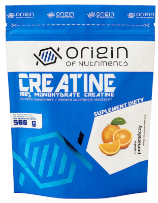 Origin Creatine Monohydrate 500/грам