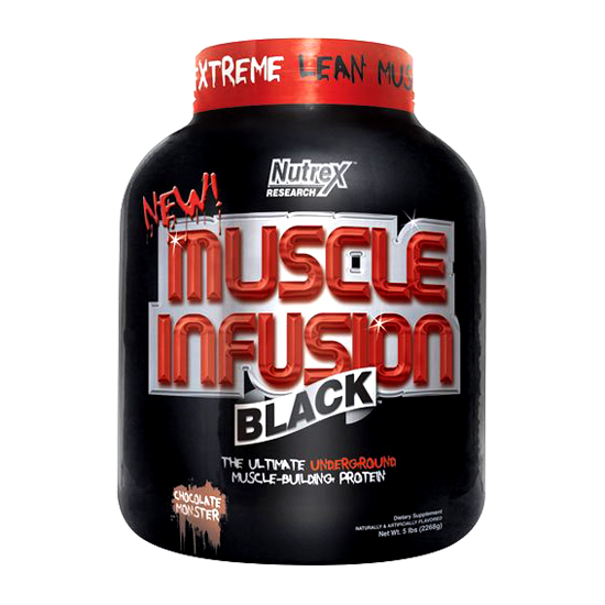 Nutrex Muscle Infusion Black 2270/грам