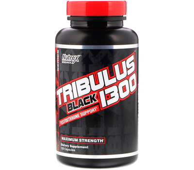 Nutrex Tribulus Black 1300 120/капс.