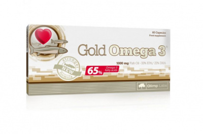 Olimp Gold Omega-3 60/softgels