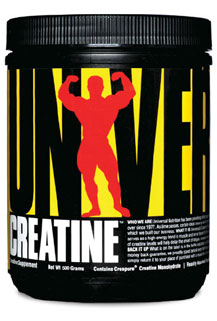 Universal Nutrition CREATINE POWDER 500/грам