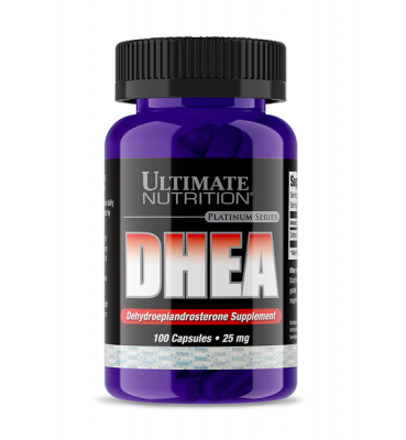 Ultimate Nutrition DHEA  25 mg