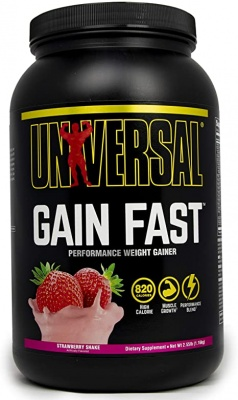 Universal Nutrition GAIN FAST 3100 1130/g