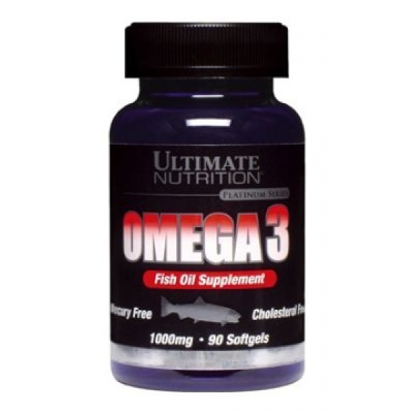 Ultimate Nutrition Omega 3 /90 softgels