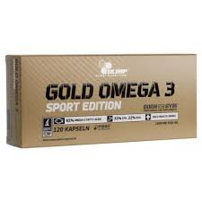 Olimp GOLD OMEGA 3 SPORT EDITION 120/капс.