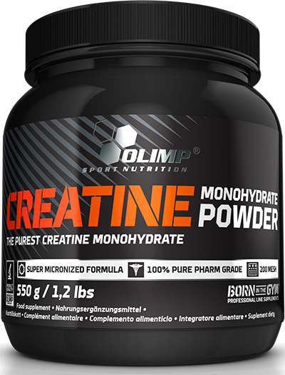 Olimp Creatine  Monohydrate Powder 550/грам