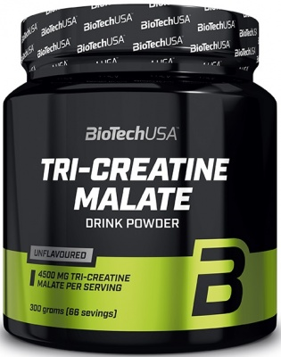 BioTech USA  Tri-Creatine Malate 300/g