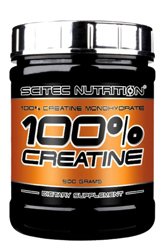 Scitec Nutrition 100% Creatine 500/g