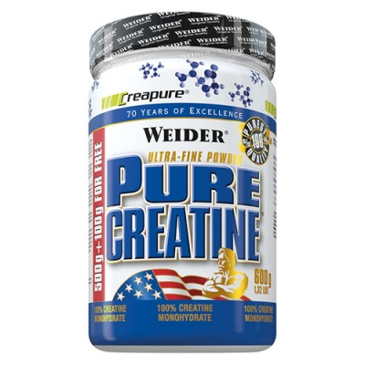 Weider Pure Creatine Global 600/грам
