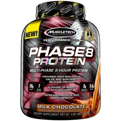 MUSCLETECH Multi Phase 8 Hour Protein 2000/грам