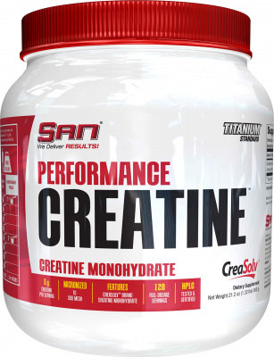 SAN Performance Creatine 600/грам
