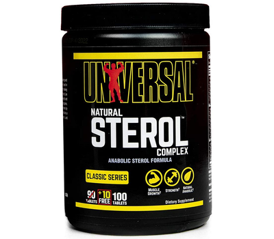 Universal Nutrition NATURAL STEROL COMPLEX /90 tablets