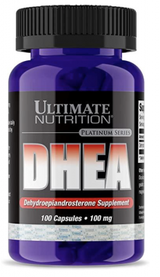 Ultimate Nutrition DHEA  100mg 100/капс.
