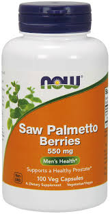 NOW Saw Palmetto Berries 100/капс.