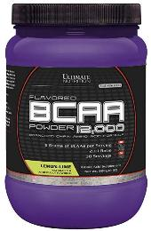 Ultimate Nutrition BCAA 12,000 Powder /228 g