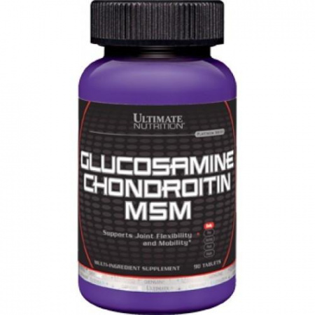 Ultimate Nutrition Glucosamine Chondroitin MSM